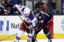 Bobrovsky gets 21st shutout, Blue Jackets beat Rangers 2-0 (Nov 17, 2017)