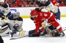 Red Wings snap tie in third to defeat Sabres