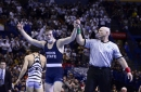 Nittany Lion Wrestlers Nearly Shut Out the Binghamton Bearcats