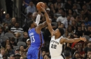 Thunder vs Spurs, final score: OKC's hot start once again undone in the end, fall 104-101