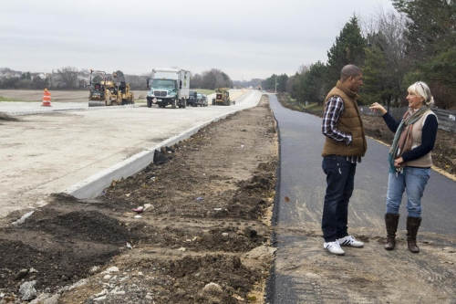 Longmeadow Parkway construction in Algonquin needs extra month of work