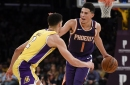 Lakers vs. Suns Final Score: Kyle Kuzma's career night not enough in 122-113 loss