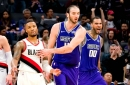 Nurkic Wilts as Blazers Fall to Kings