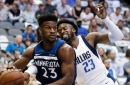 Wolves 111, Dallas 87: Distractions in Big D