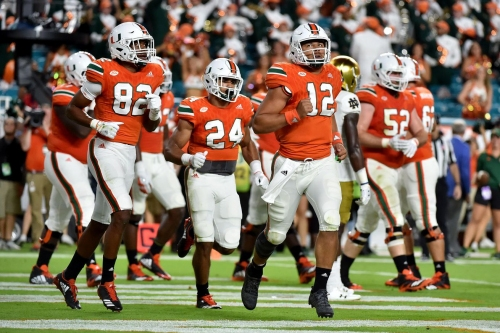 Miami Hurricanes vs Virginia Cavaliers: How to Watch, gametime, live stream, and TV schedule