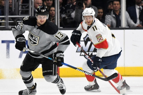 GameDay Caterwaul: Florida Panthers at Los Angeles Kings
