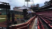Protective Netting To Be Extended Further At Fenway Park