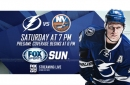 Preview: Two of NHL's top offenses meet as Lightning host Islanders
