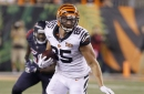 Bengals injury news: Tyler Eifert has cyst removed from knee