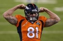 Former TE Joel Dreessen open to playing if Broncos need him