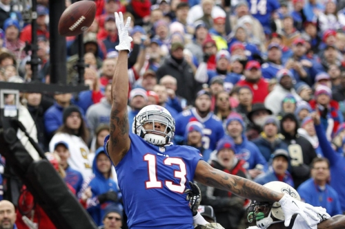 Five Buffalo Bills to watch against the Los Angeles Chargers