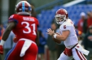 Baker Mayfield has a message for Kansas fans: Stick to basketball