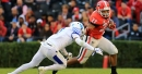 Nick Chubb, No. 7 Georgia Bulldogs run over Kentucky