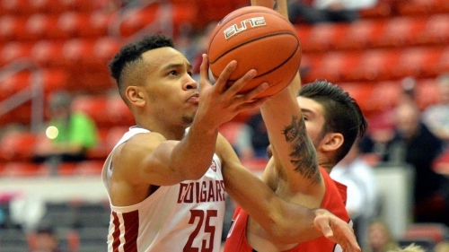 Cougars roll past Idaho State 83-62