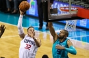 Clippers Drop 8th Game in a Row, Fall to Hornets 102-87