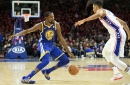 Sixers Let Early Lead Slip Away Against the Warriors