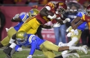 USC sends off seniors before win over UCLA