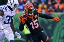 Bengals at Broncos inactives: John Ross, William Jackson out; Tyler Boyd active