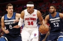 Wolves vs. Pistons Game Preview