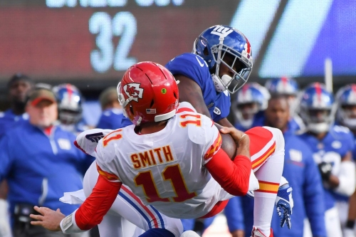 Chiefs vs. Giants final score: Kansas City goes to embarrassing new low with 12-9 loss