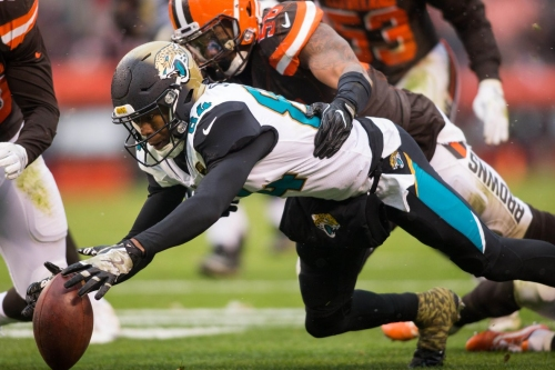 Browns lose to the Jacksonville Jaguars 19 - 7