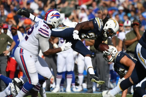 Los Angeles Chargers 34, Buffalo Bills 7: Second half open thread
