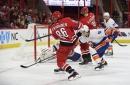 Recap: Aho, Teravainen keep hot streaks going in Hurricanes' 4-2 win over Islanders