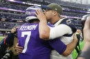 Case Keenum shows former Rams teammates his best side