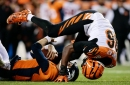 Broncos cannot overcome blunders by offense, lose 20-17 to Bengals