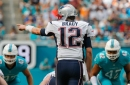 Dolphins at Patriots odds open with New England huge favorites, then it gets bigger