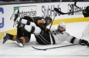 Karlsson scores twice, leads Golden Knights past Kings 4-2 (Nov 19, 2017)