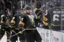 Karlsson scores twice to lead Vegas past Kings, 4-2