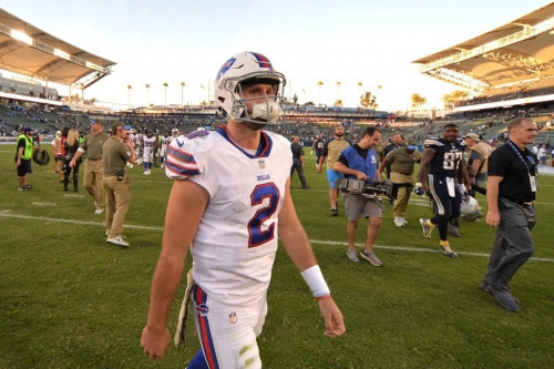 Sean McDermott has put Bills in untenable situation with QB mishandling