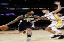 Lakers help Lonzo Ball maintain focus as Trump and LaVar feud escalates