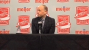 Jeff Blashill: Red Wings got one more point than they deserved
