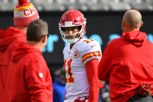 The Alex Smith era isn't over, but it's dying a slow death