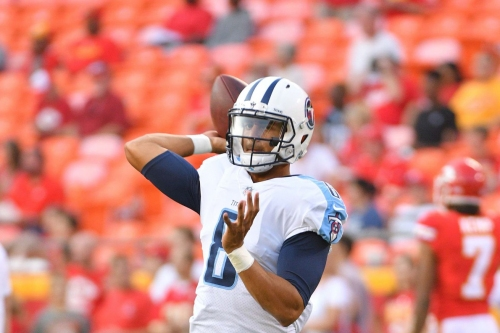 AFC playoff picture: Chiefs would host the Titans if playoffs started today
