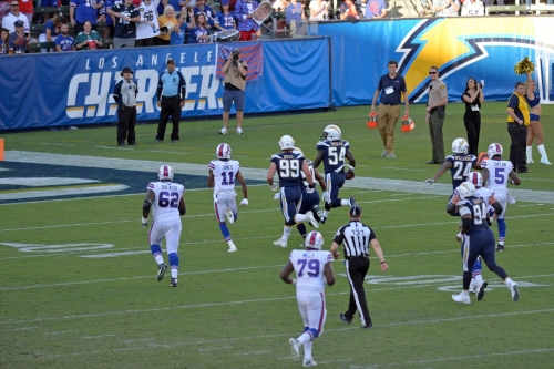 AFC playoff picture: Buffalo Bills fall from Wild Card position after third straight loss