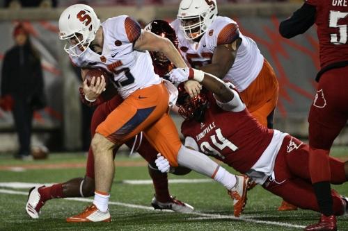 Syracuse football unveils week 13 depth chart vs. Boston College