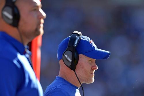 Transcript: Sean McDermott, Nathan Peterman, Tyrod Taylor on Chargers game debacle