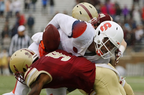Syracuse vs. Boston College rivalry can't survive post-Thanksgiving