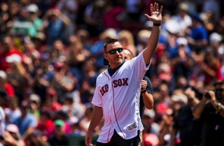 Looking Back On J.D. Drew's 5-Year Red Sox Career