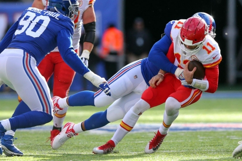 What happened to those 5-0 KC Chiefs? Andy Reid weighs in