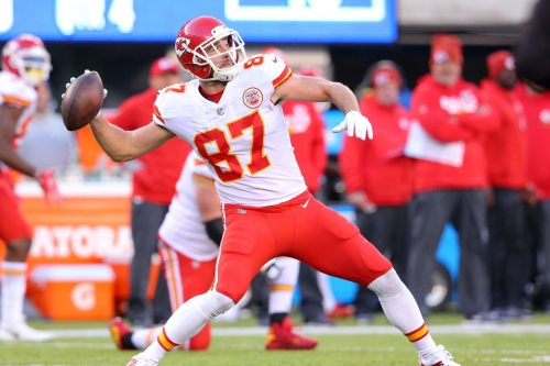 Andy Reid says he should have left the Travis Kelce pass tucked away