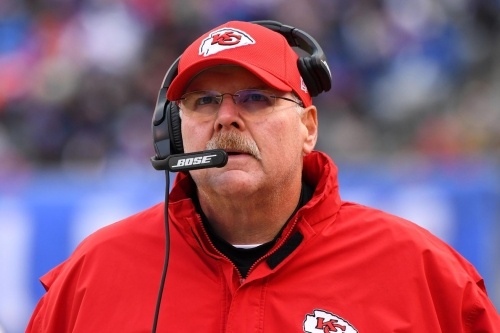 Chiefs' Andy Reid roundup: What's missing at WR, Reggie Ragland a rookie, Parker Ehinger