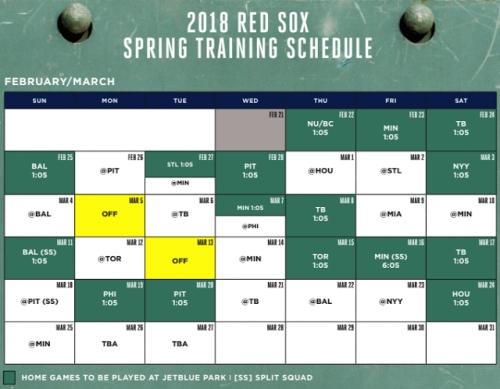 Sox Open Against Northeastern Huskies On February 22nd