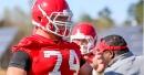 Georgia practice report: Updates on Ben Cleveland and cut-blocking prep