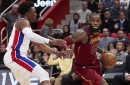 Final Score: Cavs blowout Pistons 116-88, pick up fifth straight win