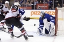 Coyotes win 4-1, stop Maple Leafs' win streak at 6 games (Nov 20, 2017)