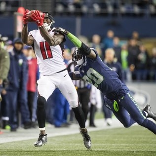 View from Atlanta: Falcons possibly saved their season by hanging on in Seattle